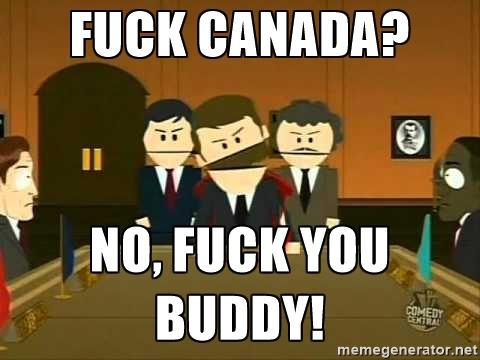 People who live outside of Canada, what do you think of Canada?