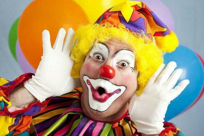 What are your thoughts of clowns??