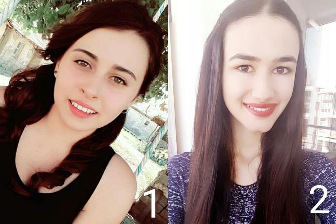 Which girl is more beautiful?
