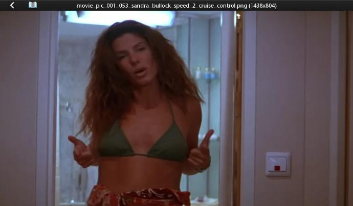 What Do You Think Of 1990s Sandra Bullock Is She Pretty :p?