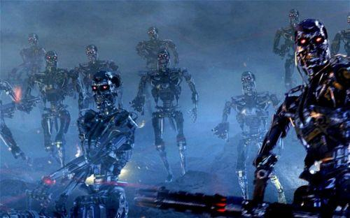 How would you survive the Robot Apocalypse?