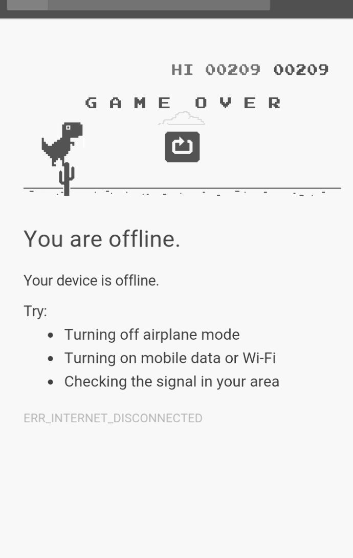 Do you play this game when you are offline?