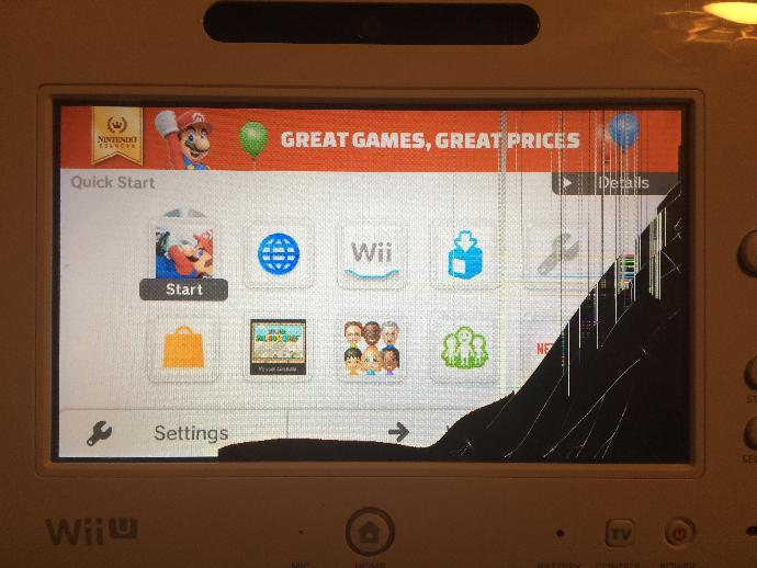 Is there anything I can do to fix my Wii game pad?