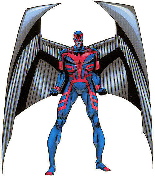 Rate this X-man: Archangel?