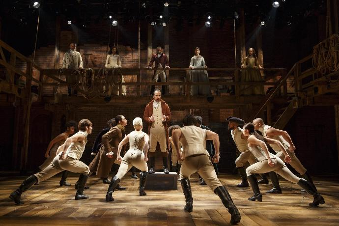 What do you think about the play HAMILTON?