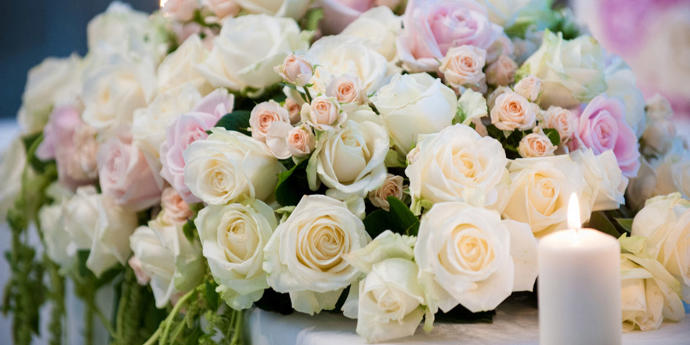 How to reuse the wedding flowers after wedding ceremony?