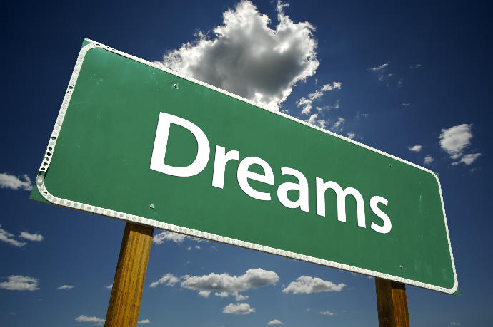 what is your most frequent dream ?