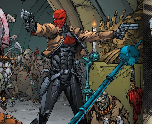 Do you think the United States needs someone like Red Hood/Jason Todd to be our law enforcer and judge & jury?