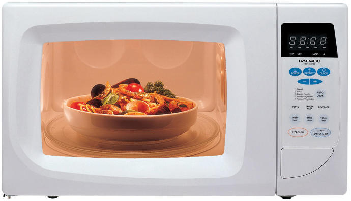 How do you usually microwave things?