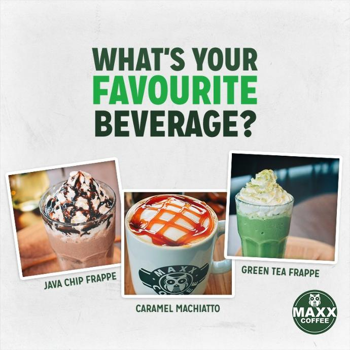 What's your favourite beverage?