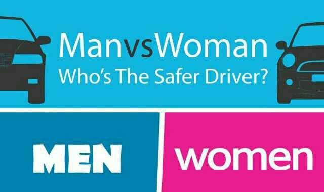 Are men really better drivers than women??