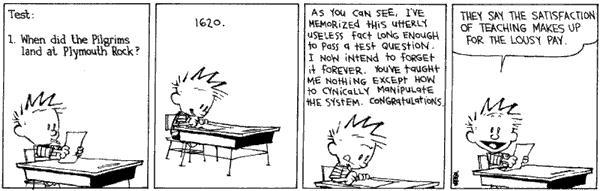 How funny is Calvin and Hobbes?