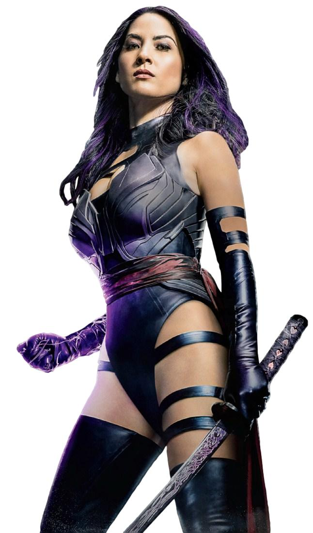 Rate this X-Woman: Psylocke?