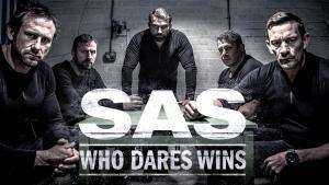 If you had an opportunity to take part in a vigorous training programme with special forces- SAS would you take part?