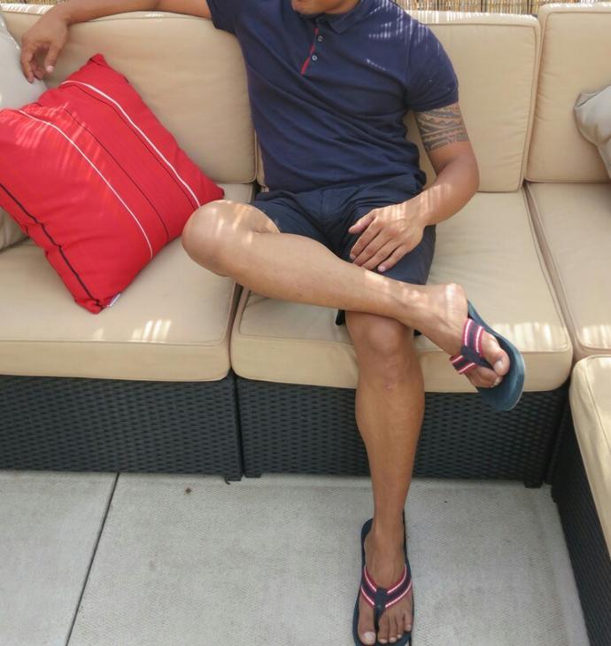 Men shaving their Legs, bit too much of manscaping?