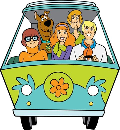 Did Scooby Doo scare you as a kid!??