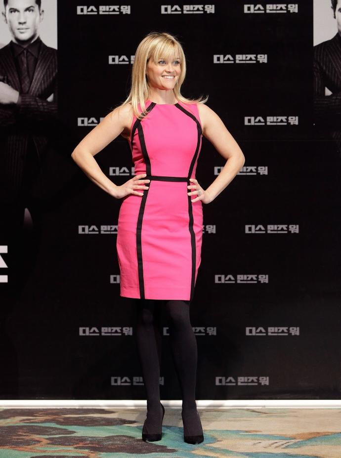 Girls, does reece witherspoon's oufit look sexy here?