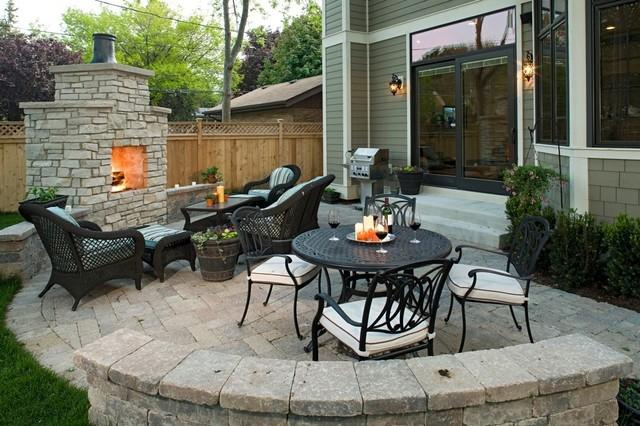 Do you have a patio?