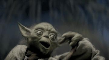 How many of you all like yoda?