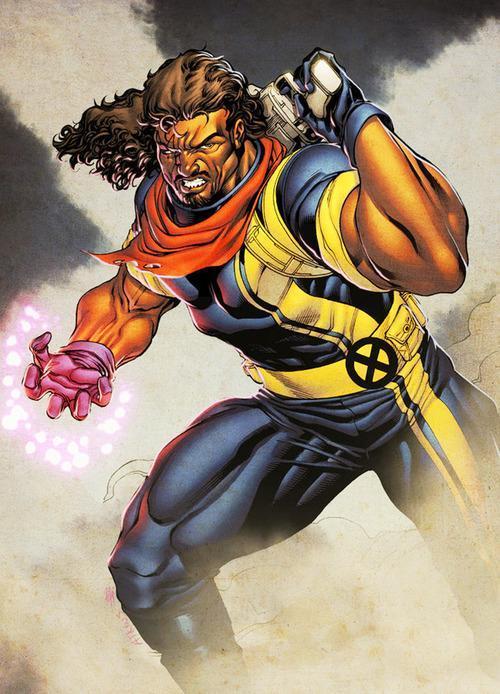 Rate this X-man: Bishop?