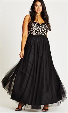 What accessories should I pair with my formal dress? (pictures in description)?