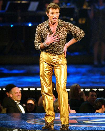 Do you think Hugh Jackman is gay?