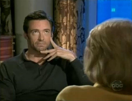 Do you think Hugh Jackman is gay?