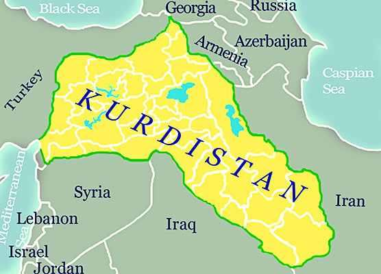 A Kurdish state should be established?