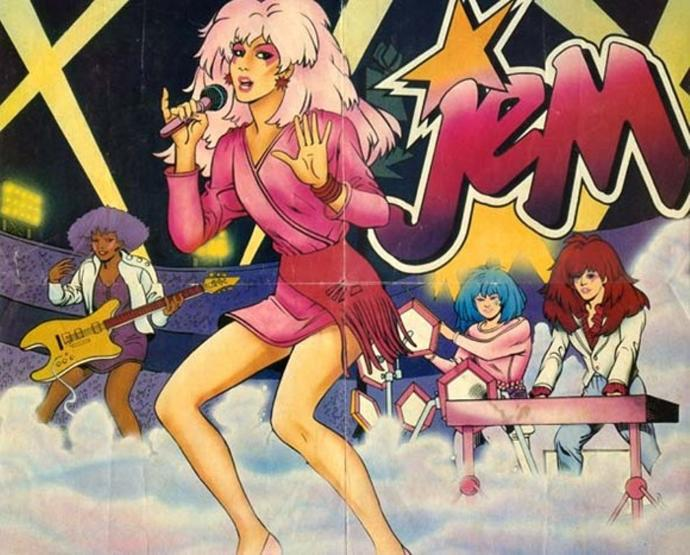 Anybody ever hear of Jem, the cartoon series?
