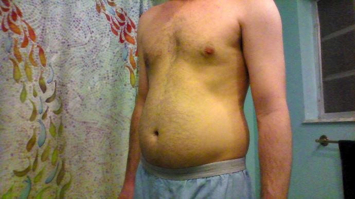 Do I look overweight/out of shape or average to you?