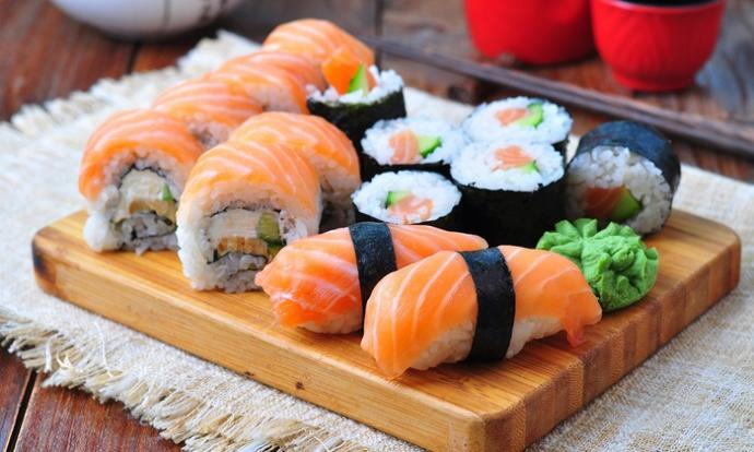 Rate this food: Sushi?