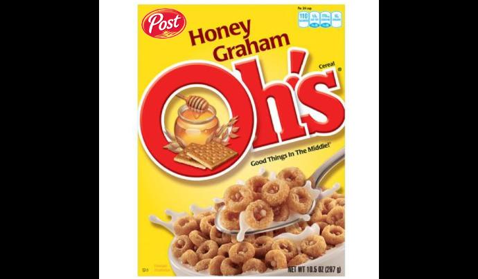 Have You Ever Had Honey Graham Oh's?