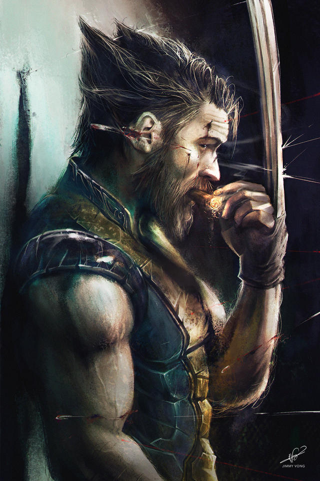 Would you like to see Tom Hardy as the new WOLVERINE?