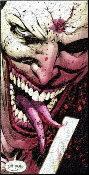 If DC Comics made a slasher horror comic book about The Joker and the amount of scary atrocities he commits, would you buy the comic book?