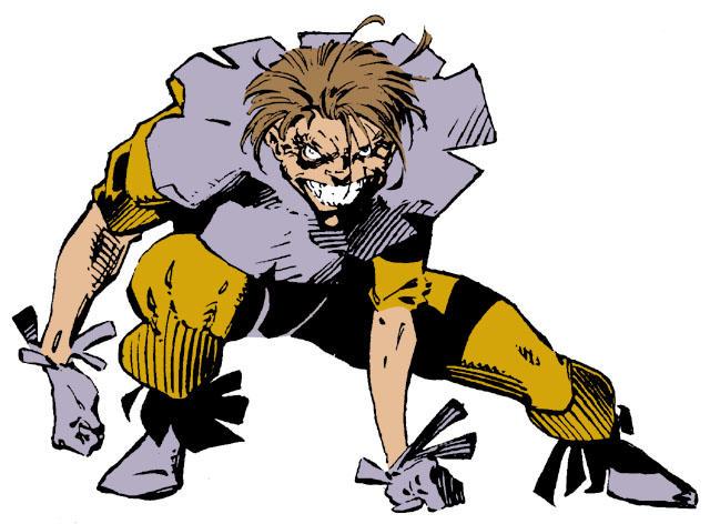 Rate this X-Men baddie: Toad?