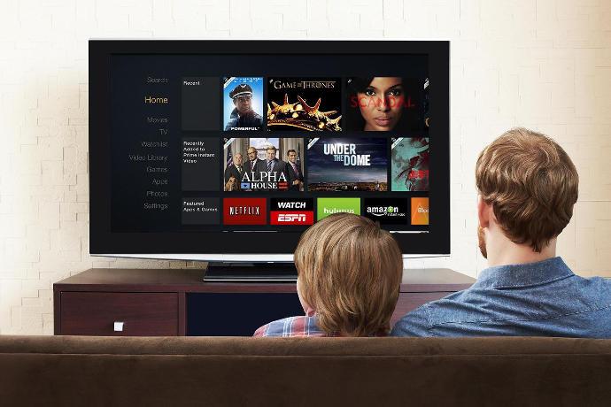 Netflix, Amazon Prime or Hulu? or Hoopla?