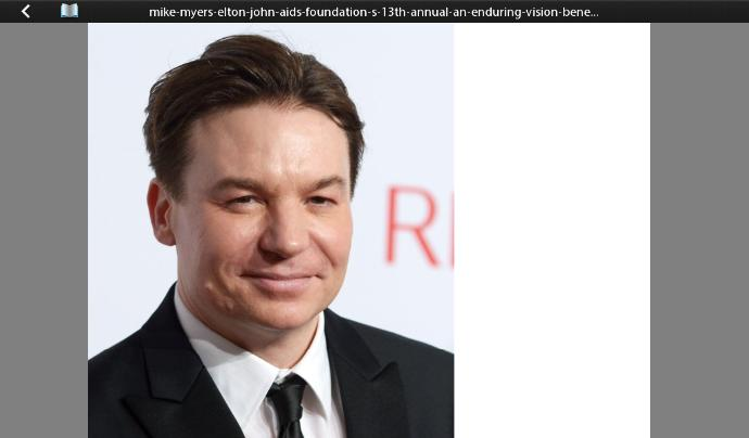 What Are Your Thoughts On Mike Myers?