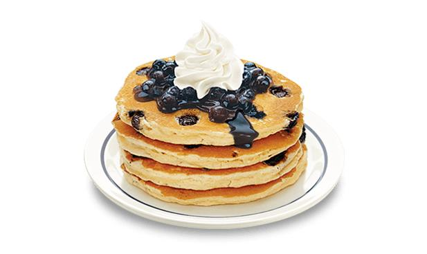 What shape of Pancakes you like best?