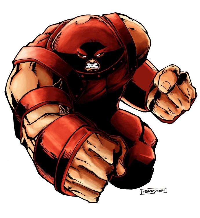 Rate this X-Men baddie: Juggernaut?