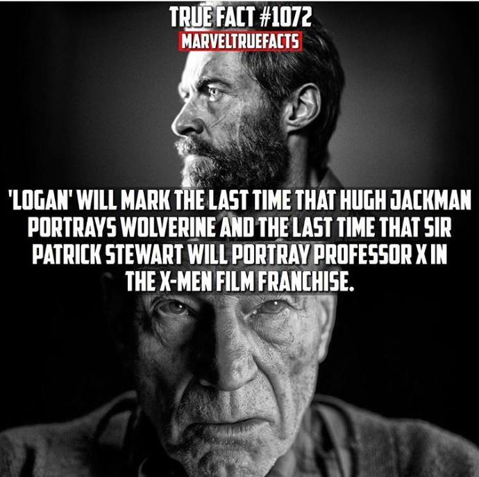 "What are your thoughts about the trailer of ""Logan"" ?"