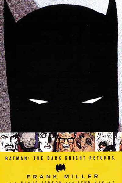 Which of the following Batman graphic novels do you prefer more?