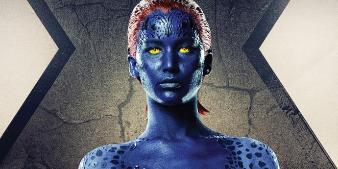 Rate this X-men baddie: Mystique?