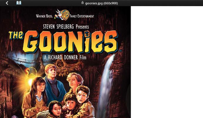 Have You Ever Watched The Movie, The Goonies (1985)?