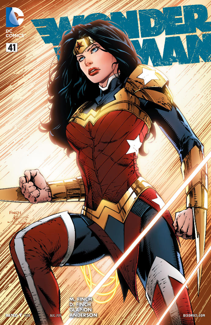 Which Wonder Woman costume looks the best?