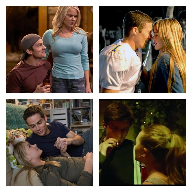 How would you describe each of these couples individually?