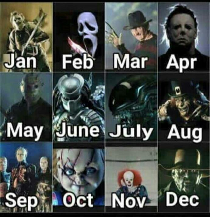 Who's your Halloween stalker 😈?