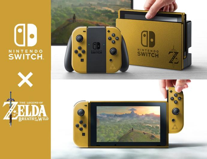 What is your ideal Nintendo Switch bundle?