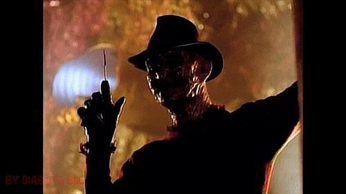 How would you keep yourself awake if Freddy Krueger came for you?