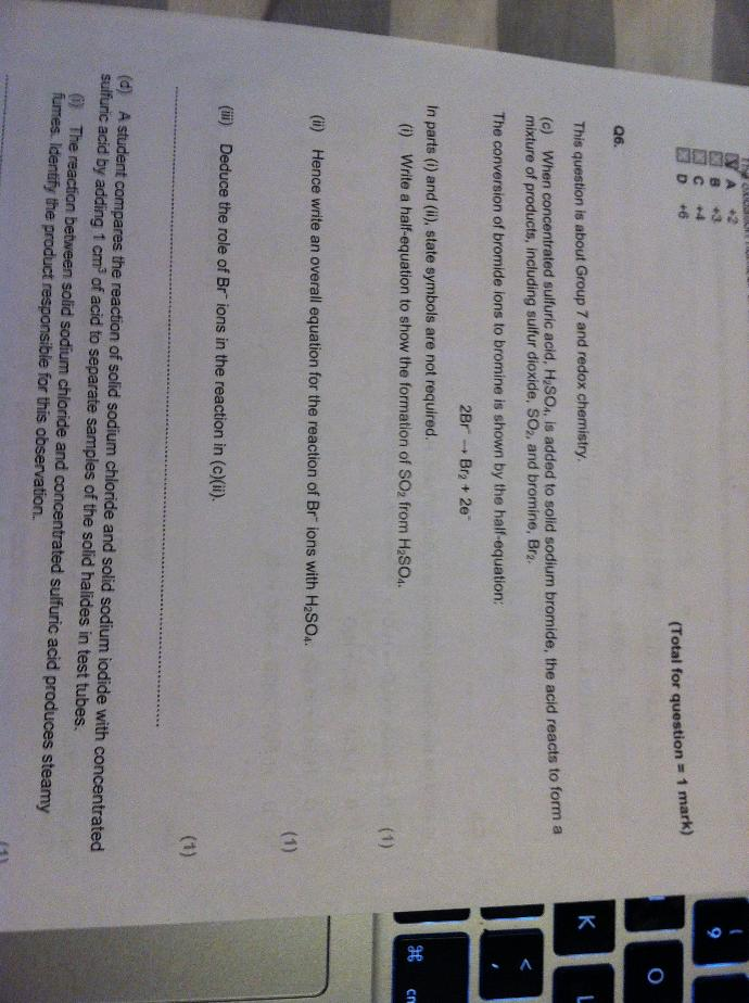 Help me with these chemistry questions please?