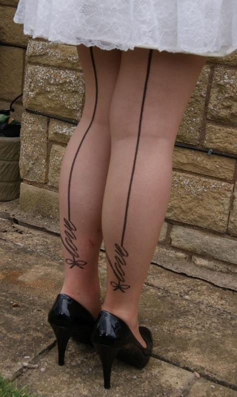 Do you think that these tights look cute?